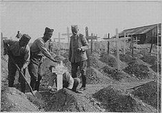 Der Ersten Weltkrieg 1914-1918Zejtinlik, Solunski front