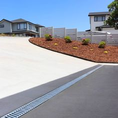 Allproof Products Allproof Domestic Channel ideal for driveways and residential applications. Des Residential Architecture Allproof Applications Channel des Domestic driveways Ideal Products Residential Residential Architecture new zealand Architects Melbourne, Easy Clip, Driveways, Residential Architecture, Recycled Materials, Building Design, New Zealand, Recycling