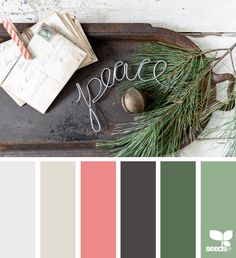 Holiday Tones | Design Seeds