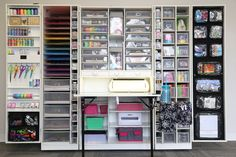 Available NOW! The WorkBox 2.0 is out of preorder! Shop today for Organization!  www.theoriginalscrapbox.com