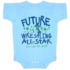 Future Wrestling All Star Onesie