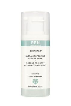 For fresh-from-the-shower red skin, soothe it with this face mask that's gentle and designed to reduce skin irritation, especially forflareups from conditions likeeczema and rosacea. REN Evercalm Ultra Comforting Rescue Mask, $38;sephora.com.