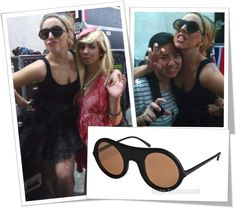 "Lady Gaga in RVS Mod. ""Fame"""