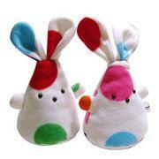 Polka-Dotta The Cone Shaped Bunny