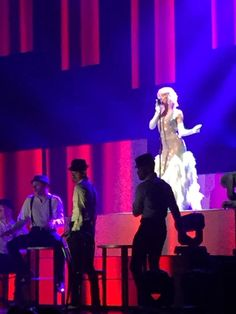 """My review (sort of) of Derek and Julianne Hough's """"Move Live"""" at the Fox Theater in Detroit - quote: """"My snide sh*tty snark aside, the Hough siblings are pretty d*mned adorable, and I enjoyed myself greatly. I felt like I'd time-traveled to 1979, watching a super-special, family-friendly episode of Solid Gold, starring Donny and Marie, The Carpenters, and Captain and Tennille."""" Read the rest here…"""