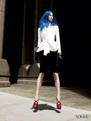 Vogue Blues