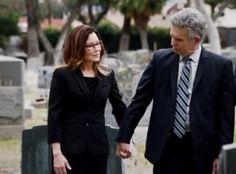 Sharon Raydor and Andy Flynn, Major Crimes