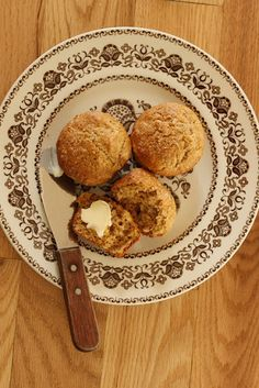 Mmm...is for Mommy: Apple 'n Spice Muffins from Cooking Light