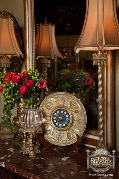 The Romance of the Past Enchanting the Present | Inessa Stewart's Blog | Antiques in Style