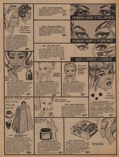 Oh my. 1964 Frederick's of Hollywood catalog.