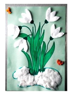 frühling kindergarten You are in the right place about kindergarten art projects easy H Spring Crafts For Kids, Paper Crafts For Kids, Craft Activities For Kids, Preschool Crafts, Easter Crafts, Diy For Kids, Christmas Crafts, Kindergarten Art Projects, Kindergarten Decoration