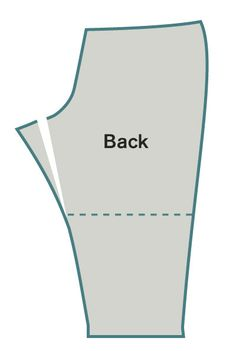great tips for altering a pant pattern the easy way