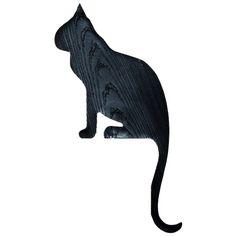 Cat Sitter Door Topper Silhouette