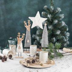 Deko-Hirsche von Mon Decor für ein schöne Weihnachtsdeko