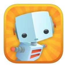 Coda Game is a coding app for iPads that gives students the power to create their own games. With this coding game, kids canbuild their own games with visual code blocks.