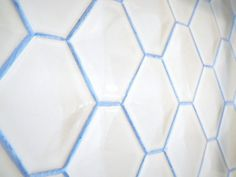 It's easy and cheap to color your grout, rather than just using the same old off-the-shelf-colors.