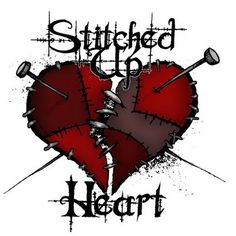 """""""We're Alive"""" by Stitched Up Heart added to Liked Music 2 playlist on Spotify Broken Heart Drawings, Broken Heart Art, Broken Heart Tattoo, Broken Hearts Club, Voodoo Doll Tattoo, Arte Emo, Emo Art, Sad Drawings, Sketches Of Love"""