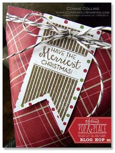 Pop and Place Holiday Products  http://www.stampinup.com/ECWeb/ItemList.aspx?categoryid=1216
