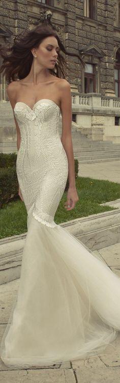 Wedding Dresses Paradise - Ester Haute Couture Fall 2016