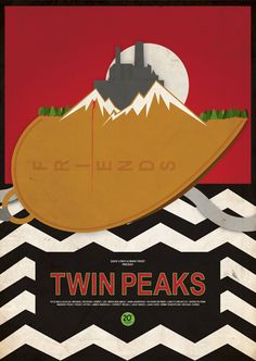 Alex's pick | Twin Peaks by Needle Design & Illustration