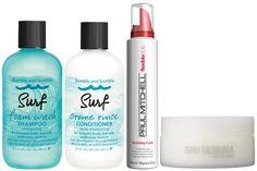 Allure Editors' Summer Hair-Product Regimens: Hair Care: allure.com