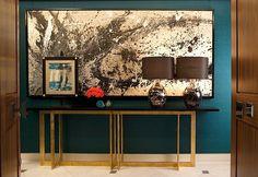 Spotlight On: IntaryaHyde Park Apartment - The Art of Living Well - Morgan Taylor Design On Today's The Art Of Living Well Blog