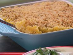 Get Baked Macaroni and Cheese Recipe from Food Network