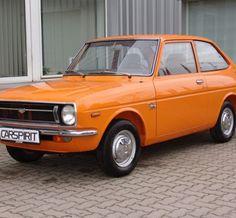 """#Toyota 1000 #KP30 1973 Besondere #Automobile verdienen eine besondere Anerkennung. Wir geben ihnen den Ruhm an unserer """"Wall of Fame""""."""
