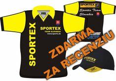 Získajte šiltovku a dres SPORTEX za recenziu prútu SPORTEX, ktorý vlastníte :)