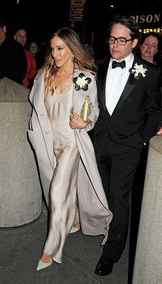 Sarah Jessica Parker Evening Dress