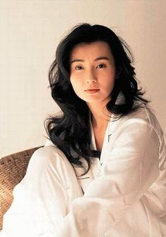 The little white attic: Maggie Cheung