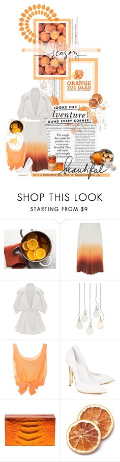 """""""Suddenly I See - KT Tunstall"""" by skylight101 ❤ liked on Polyvore featuring Kate Spade, J.W. Anderson, NEXT, Honor, Casadei, Nancy Gonzalez and Dot & Bo"""