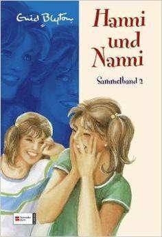 Enid Blyton: Die Hanni und Nanni-Reihe | 44 Jugendbücher, die Du früher verschlungen hast