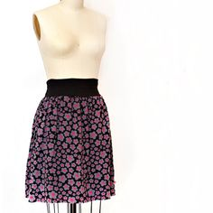 Easy serger skirt tutorial!