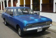 Opel Rekord 1969