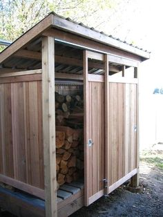 Wood Shed Plans - CLICK THE PICTURE for Many Shed Ideas. #shedplans #woodshedplans