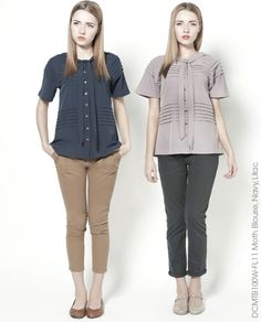 such a cute simple look from dear creatures. sewing inspiration!