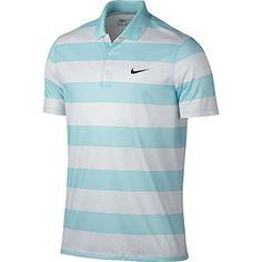 Nike Men's Victory Bold Stripe Polo - Large - Copa Nike…
