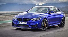 BMW M4 CS, nueva generación del poder alemán - http://autoproyecto.com/2017/04/bmw-m4-cs.html?utm_source=PN&utm_medium=Pinterest+AP&utm_campaign=SNAP