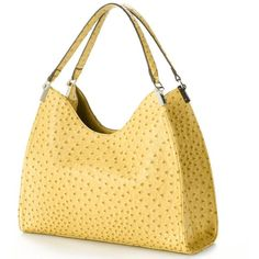 Mondani Palmer Hobo ($56) ❤ liked on Polyvore featuring bags, handbags, shoulder bags, purses, bolso, yellow, hobo shoulder bag, hobo shoulder handbags, hobo purse and yellow shoulder bag