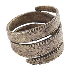 Ancient Viking Coil Ring, 866-1067 A.D. Size 10 3/4-11