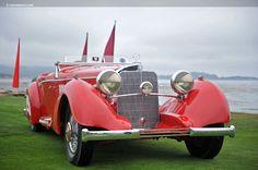 1936 Mercedes-Benz 540K Image