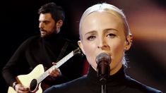France's Eurovision group for Madame Monsieur, have a lead singer in multiple silver coloured threader hoop earrings, making a statement look. Examen Oral, Buck's Fizz, Celine Dion, Jaba, Madame, Going Crazy, Singer, France, English Translation