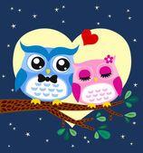YAY Images - Owl bird couple in love by pauljune Paar Illustration, Couple Illustration, Cartoon Clip, Owl Cartoon, Owl Wallpaper, Owl Pictures, Spring Coloring Pages, Owl Bird, Couple Cartoon