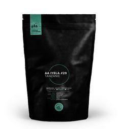 Káva Tanzánie AA Iyela 200g