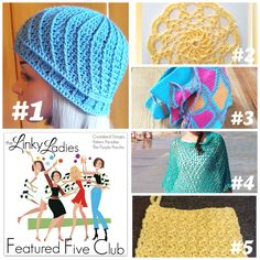 The Linky Ladies – Community Link Party #62 – The Purple Poncho