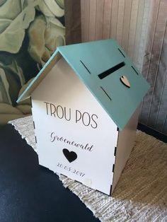 Wedding Post Box #weddingost #dienessie