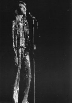 Françoise Hardy in Paco Rabanne Jumpsuit, circa late 60s