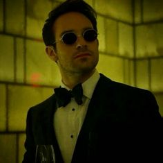 Charlie Cox as Matt Murdock -  Daredevil Season 2