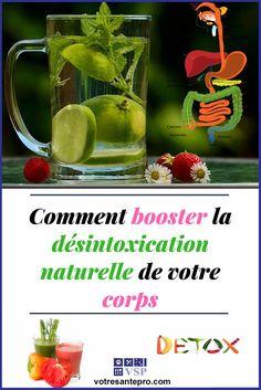 desintoxication naturelle du corps